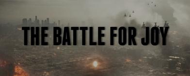 battle for joy graphic