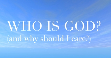 who is god graphic