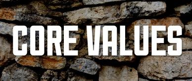 core values graphic